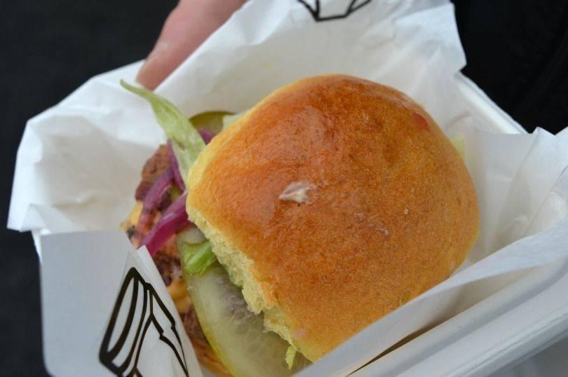 JamJar burger