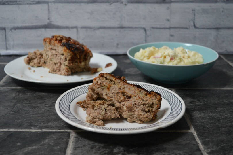 Easy American Meatloaf recipe