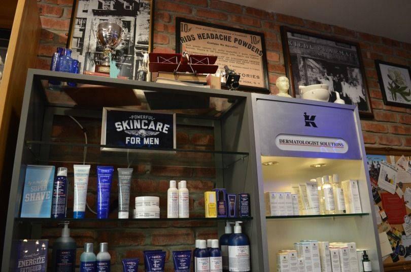 Kiehls Newcastle boutique
