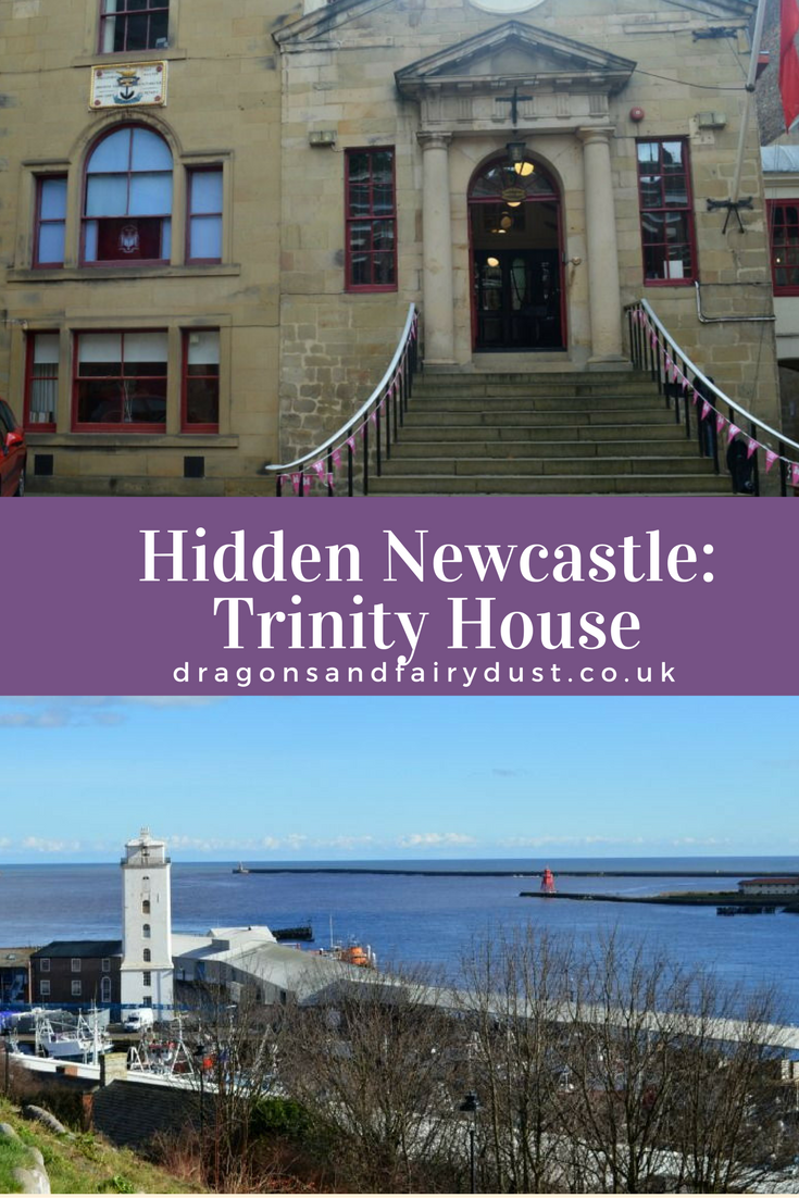 Trinity house, One of Newcastle Upon Tynes hidden treasures