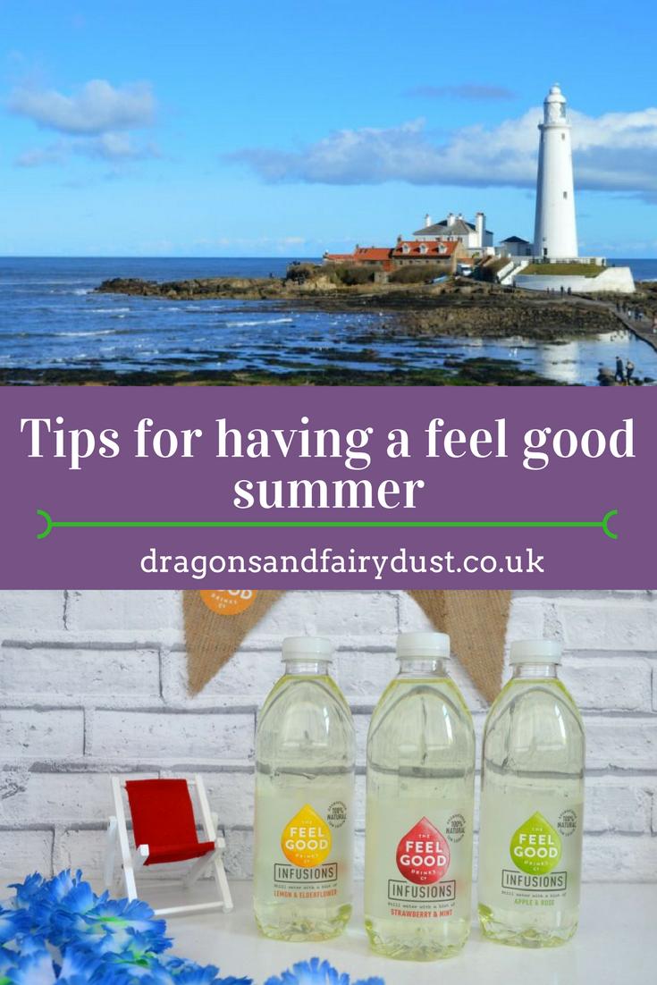 Tips for having a feel good summer