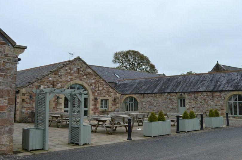 Lanercost priory tea rooms