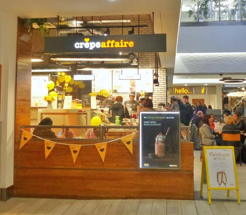 Crepeaffaire Newcastle