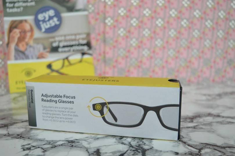 Eyejusters Adjustable glasses