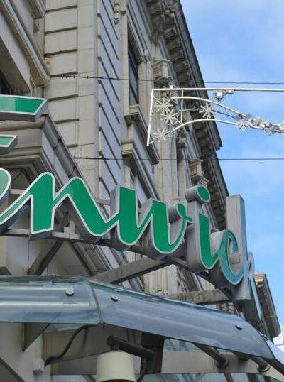 Fenwicks Department Store Newcastle