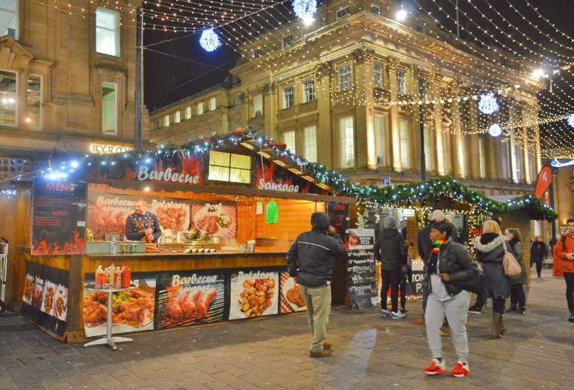 Newcastle International Market