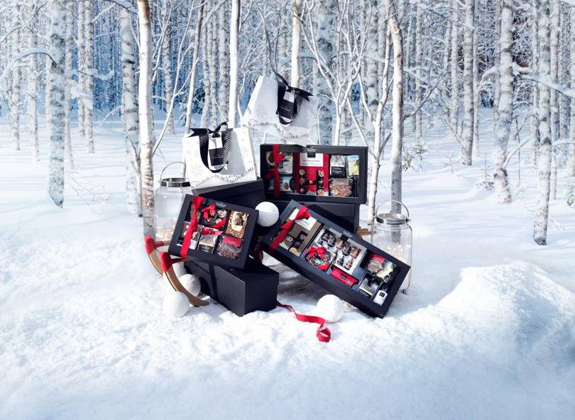 Festive gifts from Hotel Chocolat