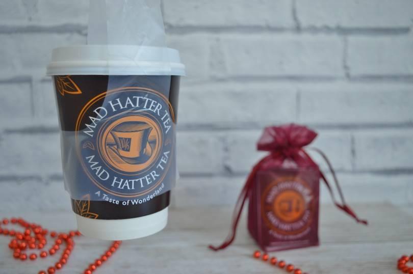 Mad Hatter Hot Tea Caddy