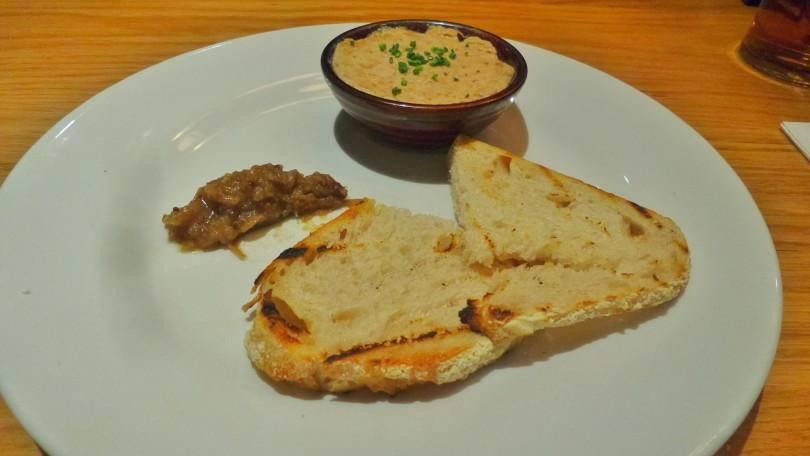 pork rillettes from cafe rouge