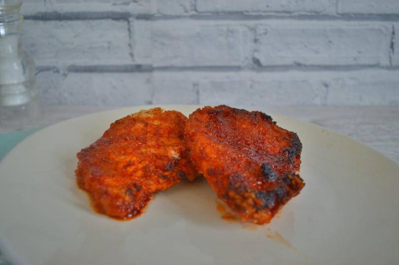 pork chops supreme