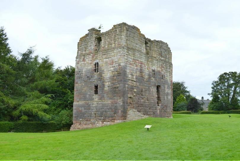 Etal Castle Gatehouse