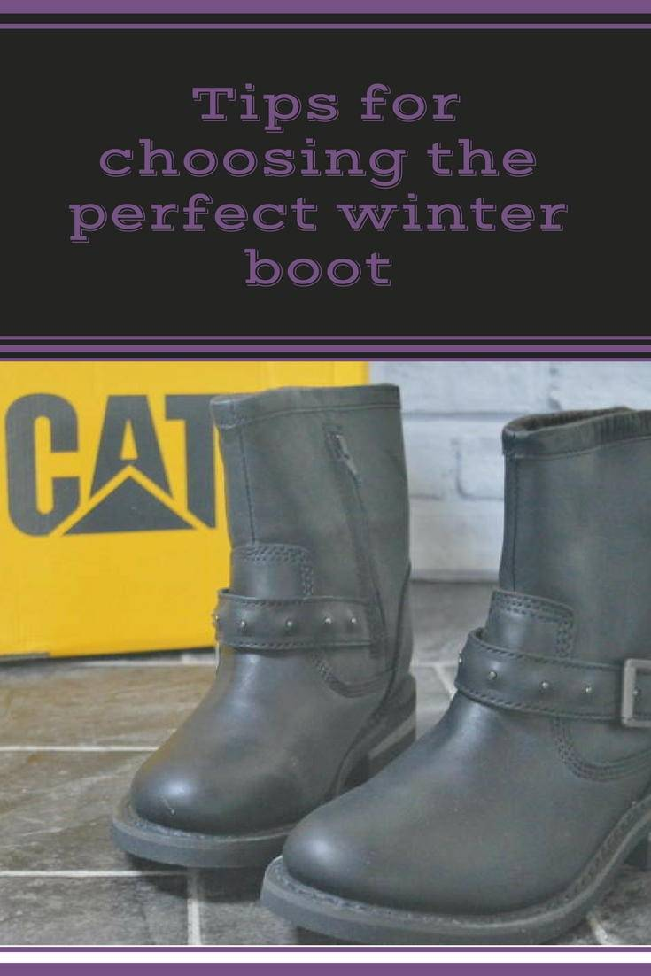 Tips for choosing the perfect winter boots