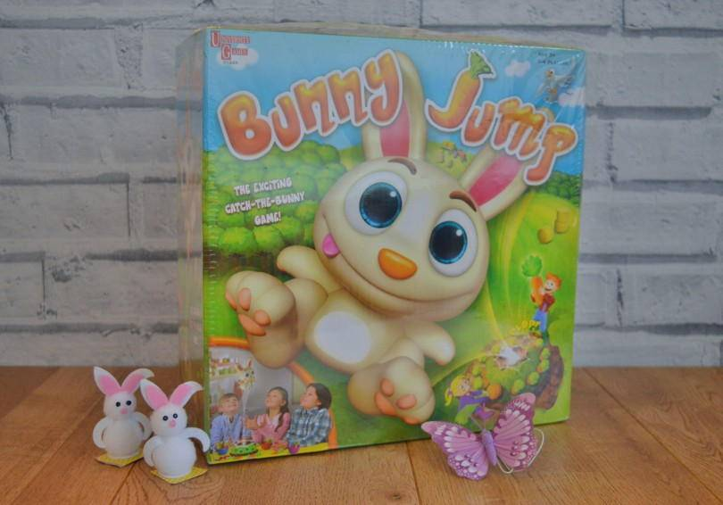Bunny jump game