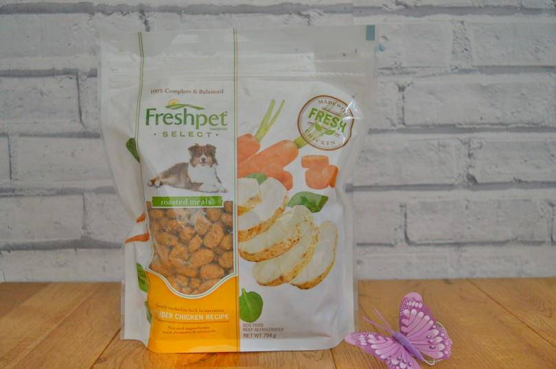 Freshpet dog food