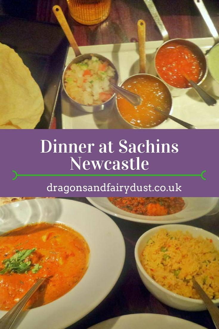 Sachins Newcastle is a restuarant that specialises in Punjabi cuisine, We recently went along for dinnner. Click though to see what we thought