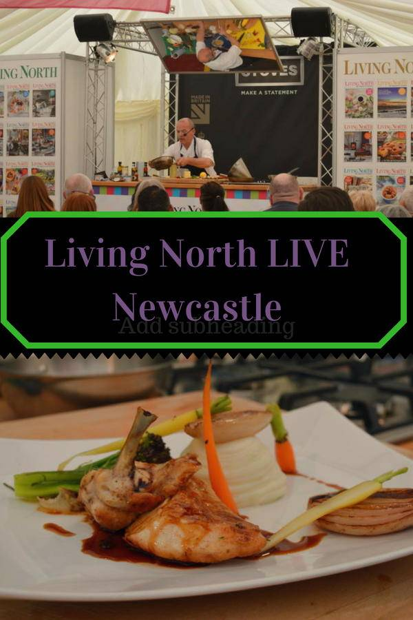 Living North Live Newcastle. This Spring Fair is an exhibition of the best food and home design in North East England. Read on to find out what we discovered