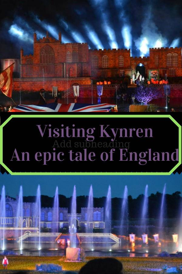 What to expect when visiting Kynren- an epic tale of England