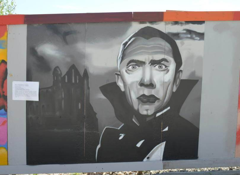 Dracula - Fifty Northern Icons - Great Exhibition of the North