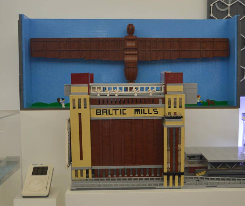 Lego timeline of Northern Innovation