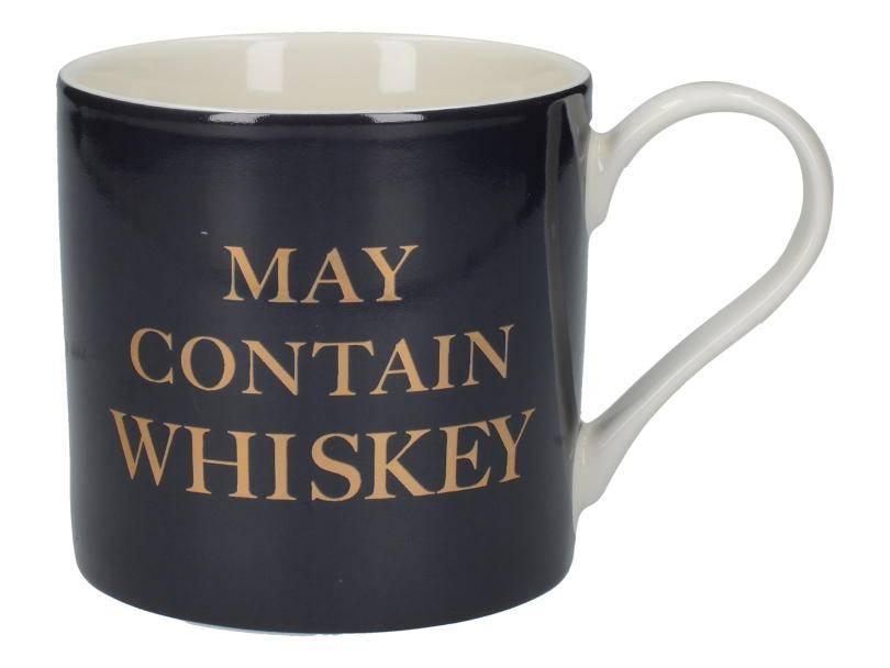 May contain whisky mug