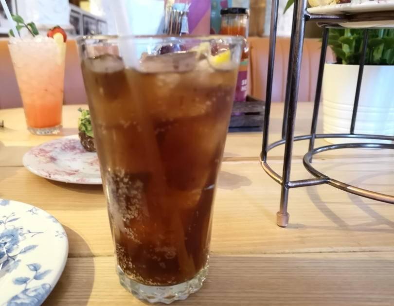 Long Island Iced Tea at Revolution Newcastle