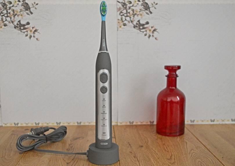 cariPRO ultrasonic toothbrush