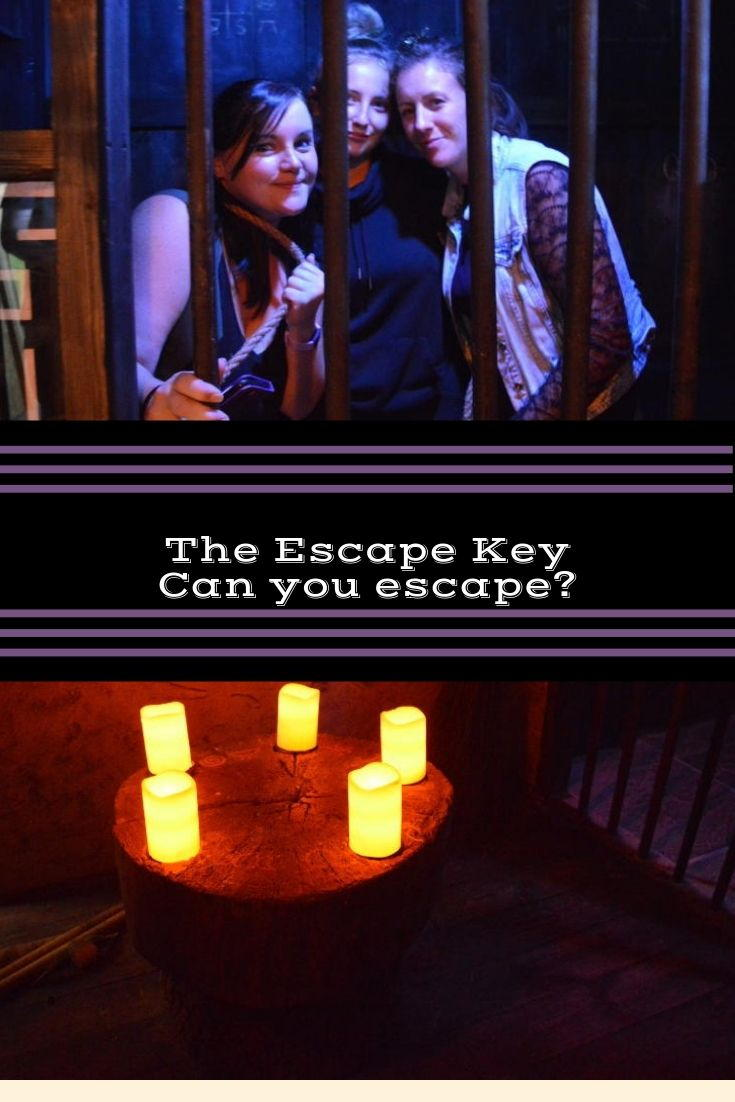 The Escape Key in Newcastle is a unique escape room that combines local history with clever puzzles. Can you escape?