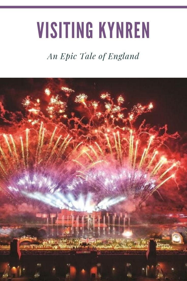 A guide to visiting Kynren - an amazing open air show that covers 2000 years of British history
