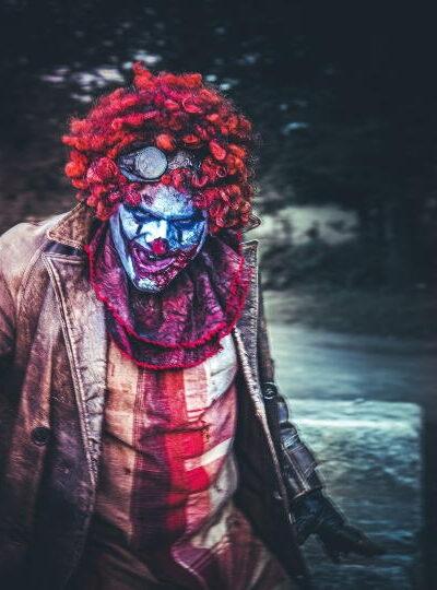 clown at psycho path