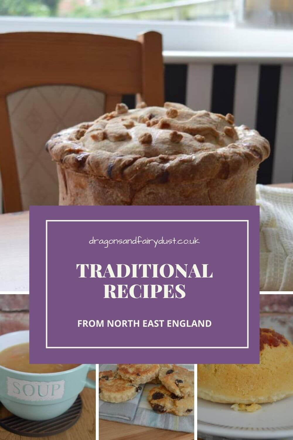 Traditional recipes from North East England are delicious, cheap and easy to make. Read on to find a round up
